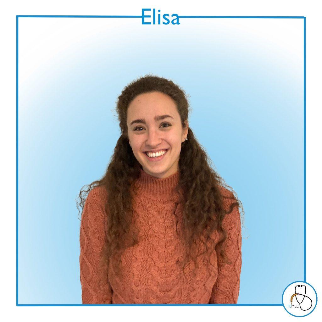 Il team di TeMed - Elisa