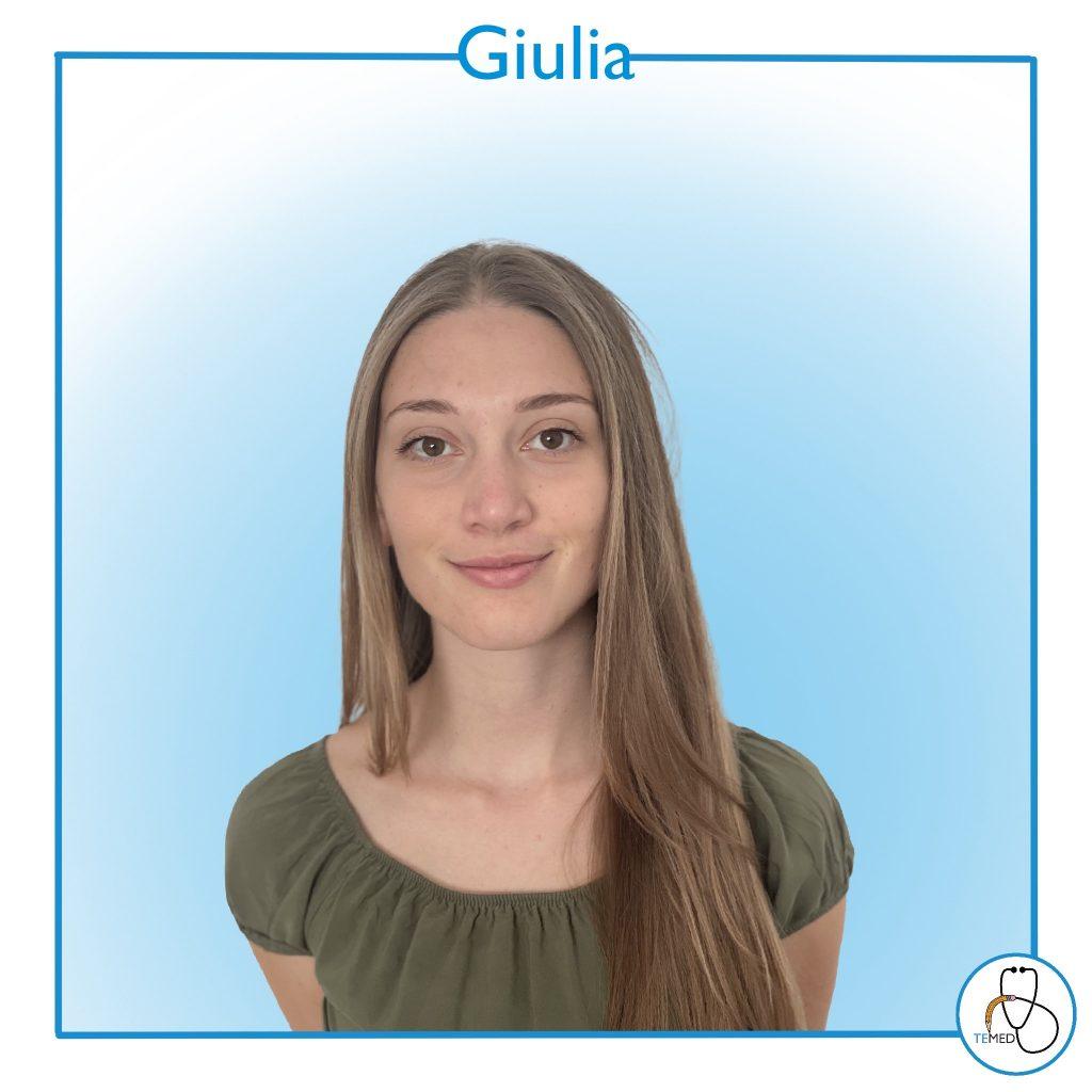 Il team di TeMed - Giulia