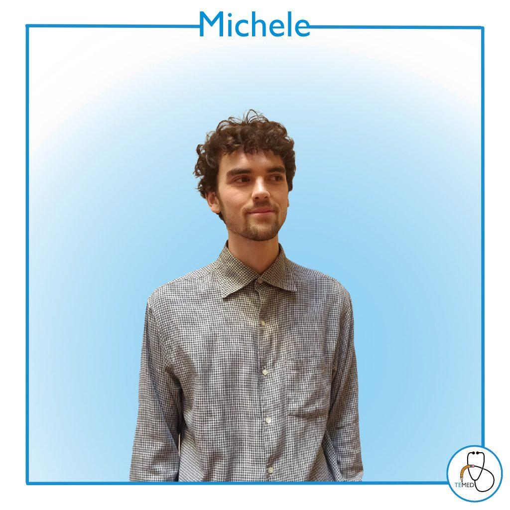 Il team di TeMed - Michele
